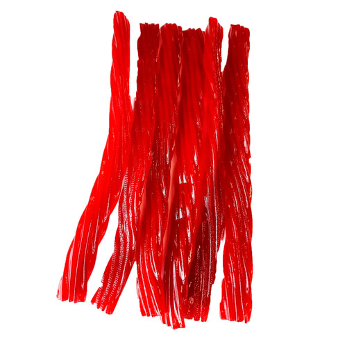 Jumbo Licorice Twists, Red Raspberry 12/8oz View Product Image