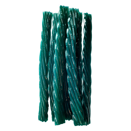 Jumbo Licorice Twists, Blue Raspberry 12/8oz View Product Image