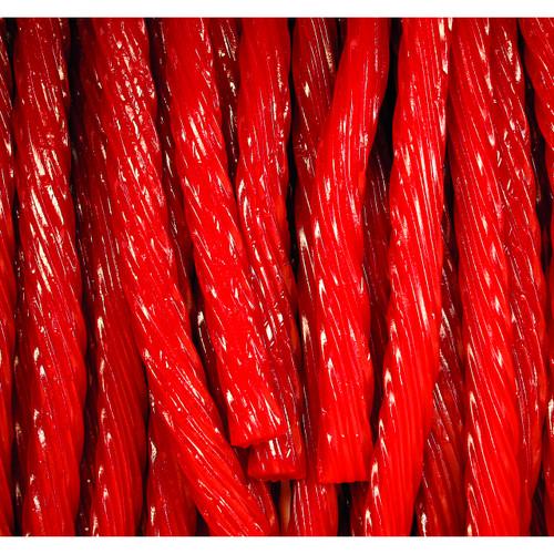 Jumbo Licorice Twists, Strawberry 12/8oz View Product Image