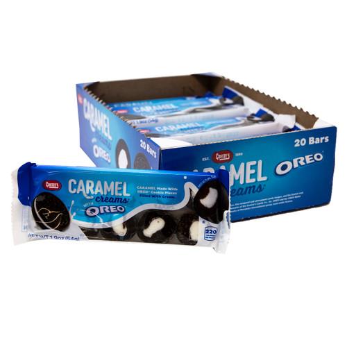 Oreo Caramel Creams 20/10pc View Product Image