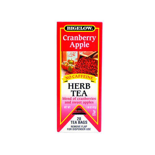Cranberry Apple Tea 6/28ct