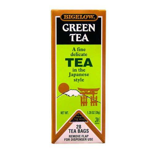 6/28ct Green Tea