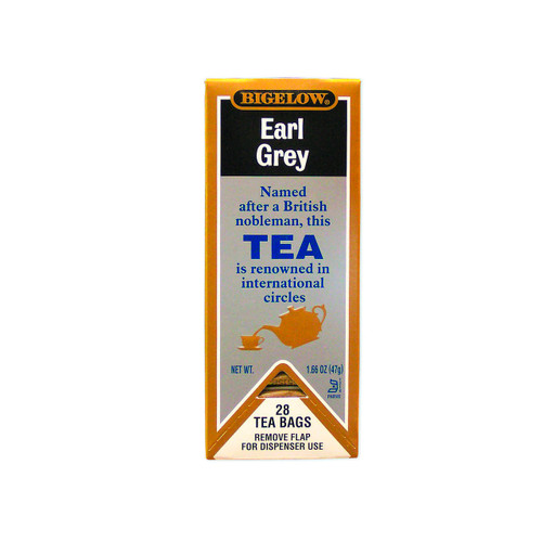 Earl Grey Tea 6/28ct