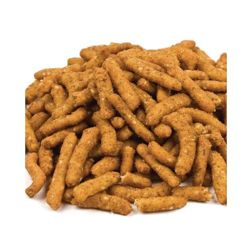 2/7.5lb Sesame Sticks Cajun Hot