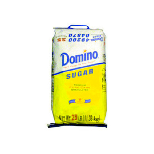 Domino Granulated Sugar 25lb