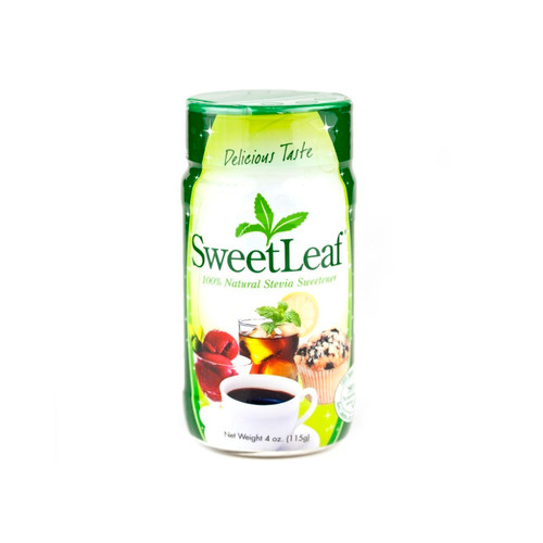 Stevia Plus Fiber Powder 4oz