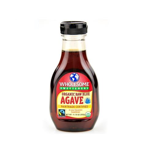 6/11.75oz Organic Raw Blue Agave