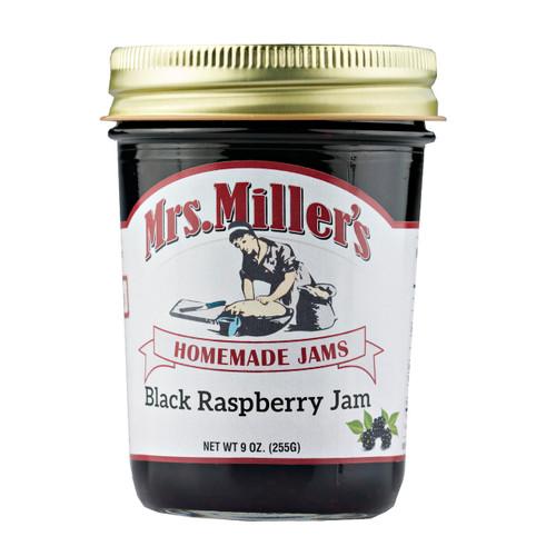 Black Raspberry Jam 12/9oz