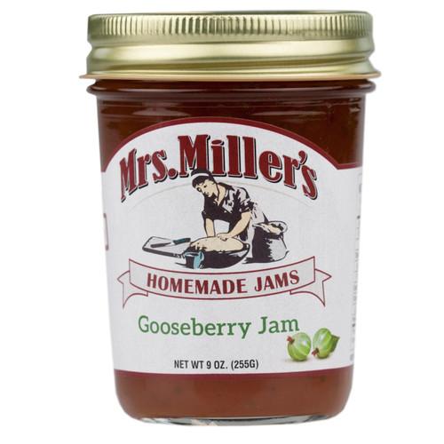 Gooseberry Jam 12/9oz View Product Image
