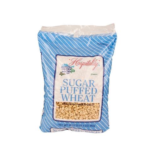 Sugar Puffed Wheat 8/35oz