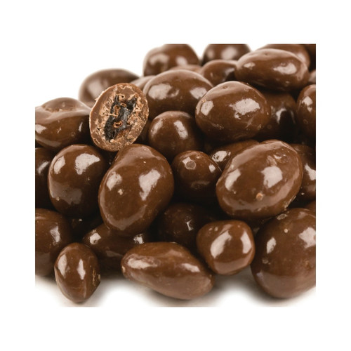 Carob Coated Raisins 17lb
