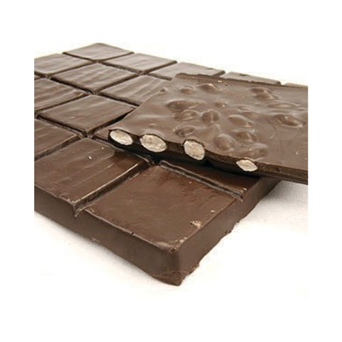 Dark Chocolate Almond Bark, Sugar Free  6lb