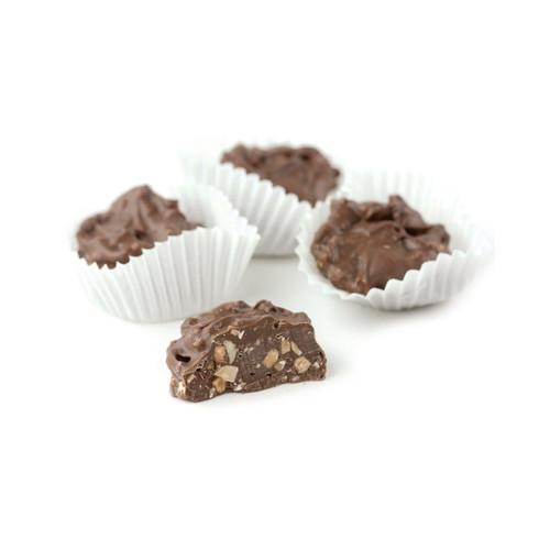 Milk Chocolate Cashew Clusters, Sugar Free  5lb
