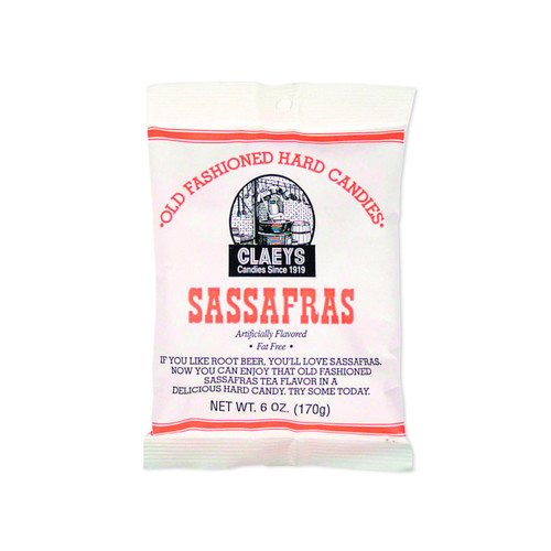 24/6oz Sassafras Drops