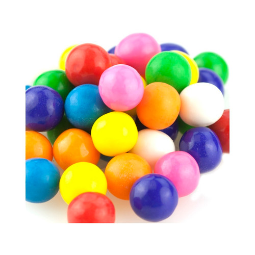 Mini Assorted Gum Balls 21.8lb