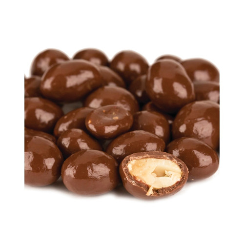 Milk Chocolate Peanuts, No Sugar Added 10lb