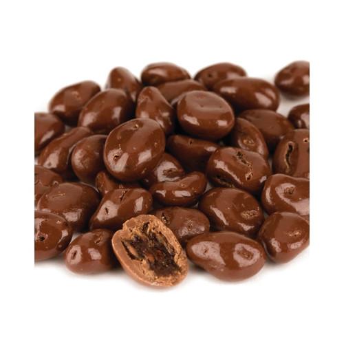 Milk Chocolate Raisins, No Sugar Added 10lb