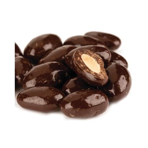 Dark Chocolate Almonds 15lb