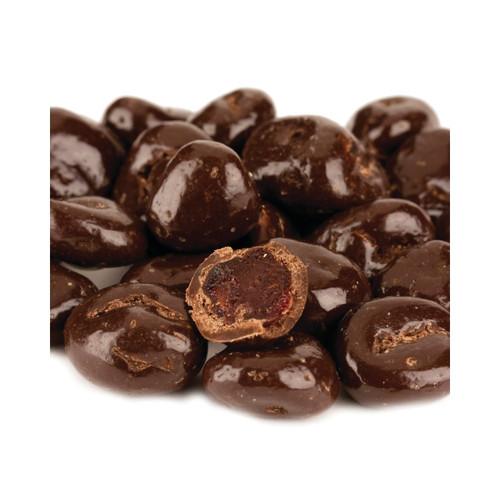 Dark Chocolate Cherries 15lb View Product Image