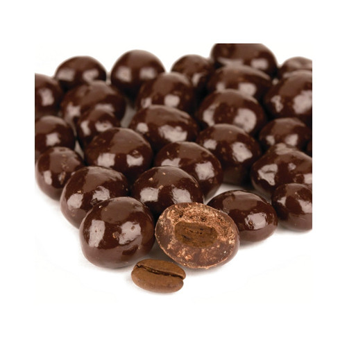 Dark Chocolate Coffee Beans 15lb
