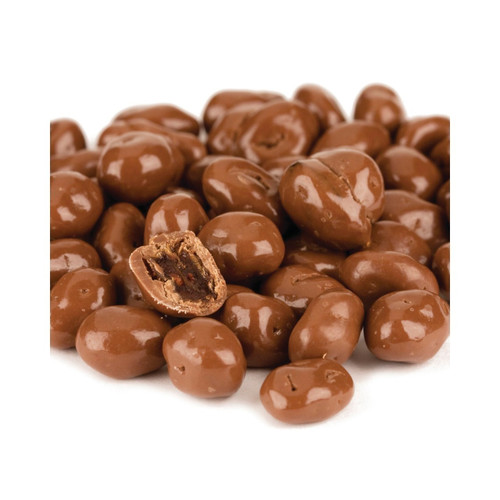Milk Chocolate Raisins 25lb