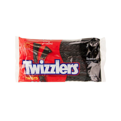 Twizzlers Licorice Twists 12/1lb
