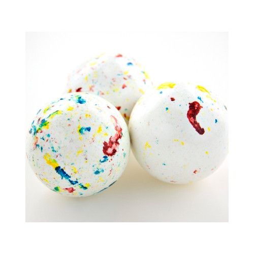 "2 1/4"" Jawbreaker with Candy Center 76ct"