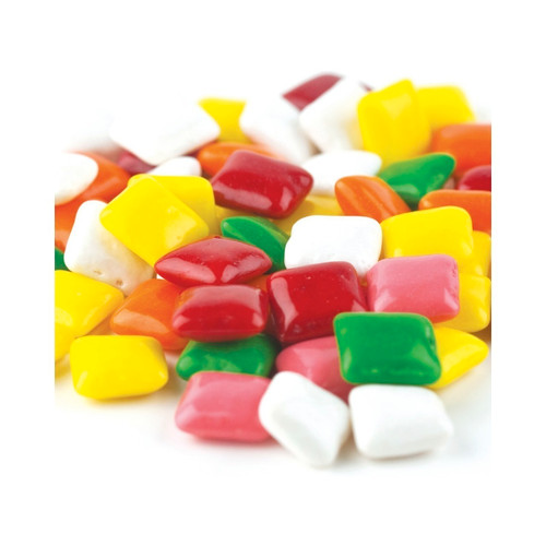 Chiclet Assorted Gum 9900ct