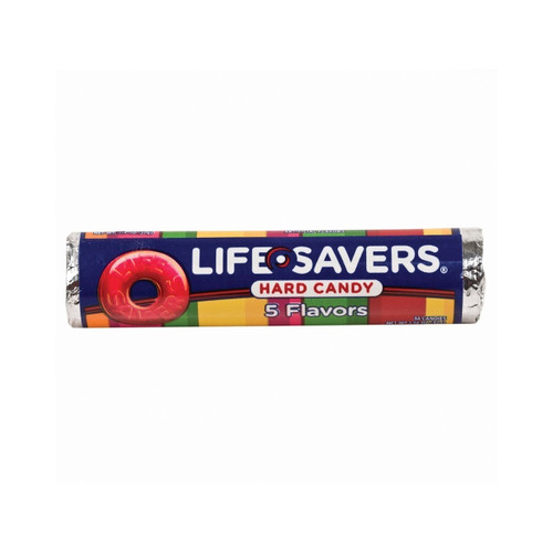 5 Flavor Life Savers 20ct