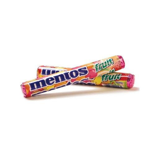 Mixed Fruit Mentos 15ct