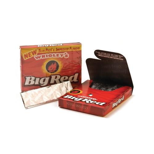 Big Red Slim Pack 10/15stk