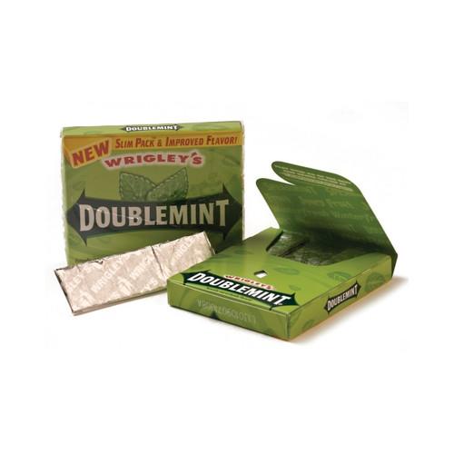 12/15stk Doublemint Slim Pack