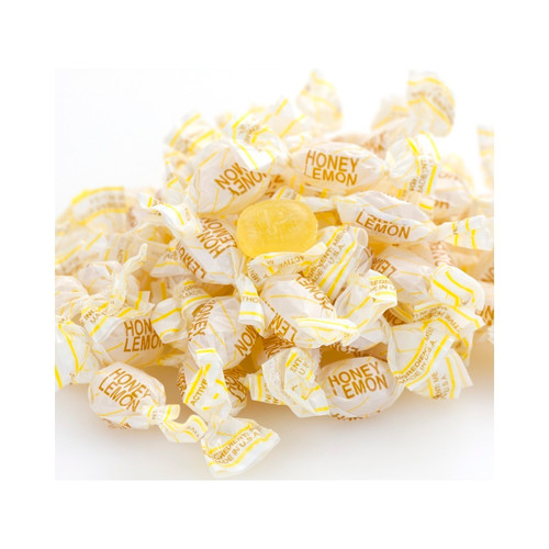 Honey Lemon Menthol Cough Drops 9lb