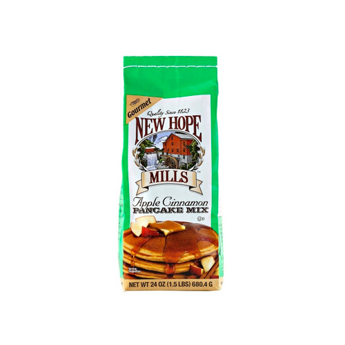 Apple Cinnamon Pancake Mix 12/1.5lb