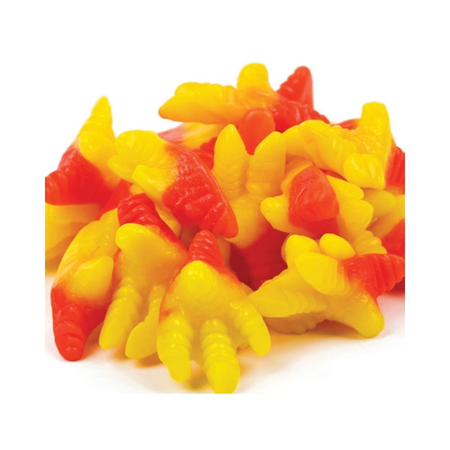 4/5lb Gummi Chicken Feet