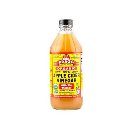 12/16oz Organic Apple Cider Vinegar w/Mother