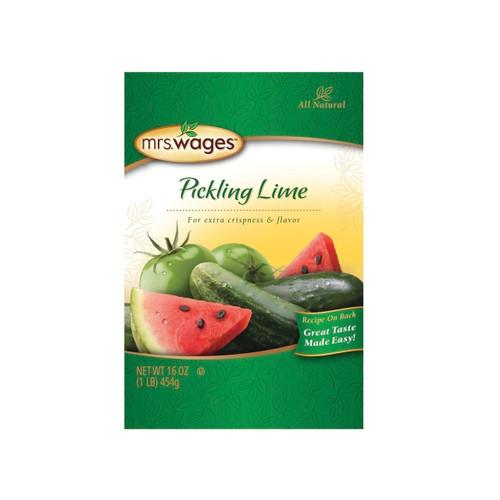 Pickling Lime 6/1lb