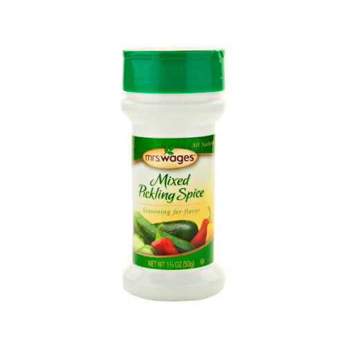 Mixed Pickling Spice 12/1.75oz