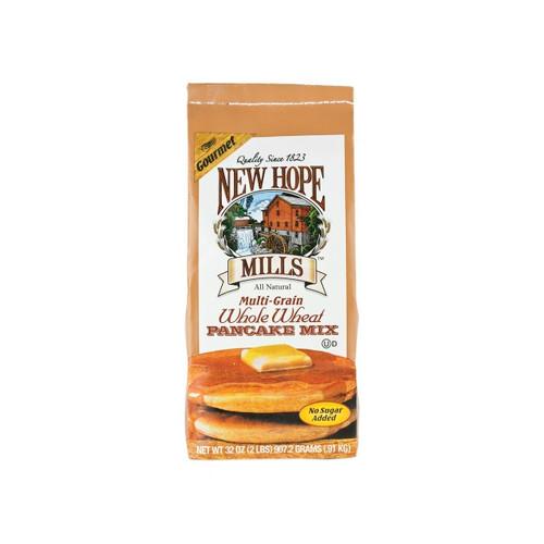 Whole Wheat Pancake Mix 12/2lb