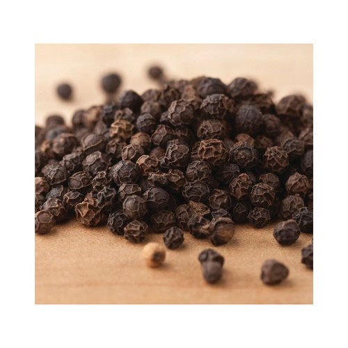 Whole Black Peppercorns 25lb