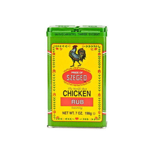 Szeged Chicken Rub 6/5oz View Product Image
