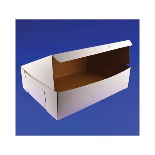100ct 1/4 Sheet Cake Box 14 inch x10 inch x4 inch