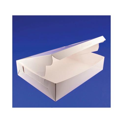 50ct 1/2 Sheet Cake Box 19 inch x14 inch x5 inch