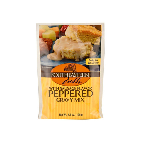 Peppered Gravy Mix with Sausage Flavor 24/4.5oz View Product Image