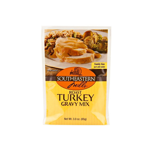 Turkey Gravy Mix 24/3oz View Product Image