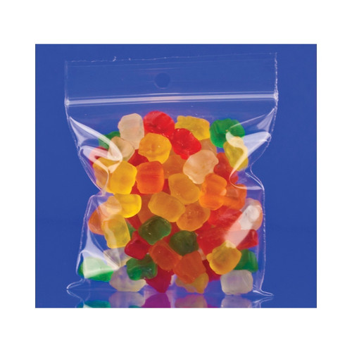 3x3 Seal Top Bags 2ml 10/100ct