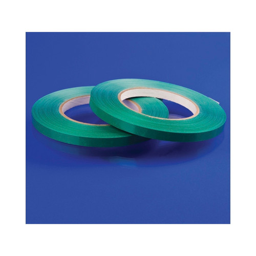 "3/8""x180 Yds Green Tape/ Bag Sealer"