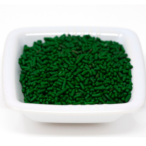 Light Green Sprinkles 6lb View Product Image