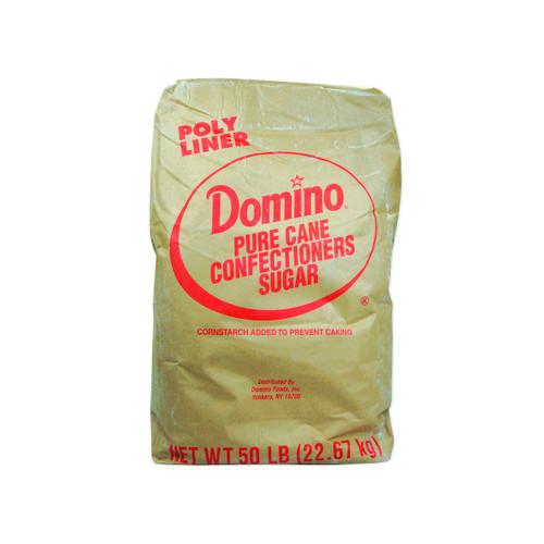 Domino 10X Sugar 50lb