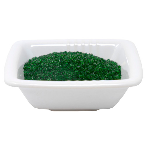 Green Sanding Sugar 8lb
